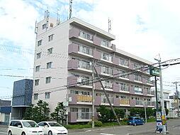 北海道札幌市豊平区西岡四条10丁目の賃貸アパートの外観