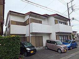 守木菊地アパート[2階]の外観