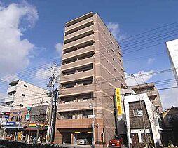 京都府京都市上京区上善寺町の賃貸マンションの外観