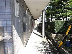 パールマンションIII[1階]の外観