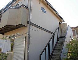 ドエル吉野[2階号室]の外観