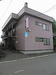 西岡3・6マンション[1号室]の外観
