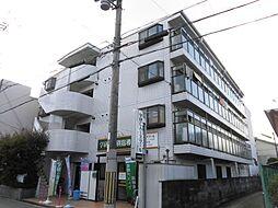 ギャレ豊津[4階]の外観