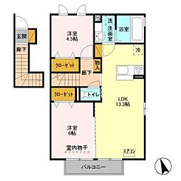 ひろせ野鳥の森駅 7.0万円