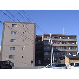 静岡県浜松市中区布橋3丁目の賃貸マンションの外観