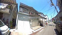 大阪府東大阪市松原2丁目の賃貸アパートの外観