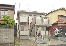 神奈川県横浜市南区大橋町1丁目の賃貸アパートの外観