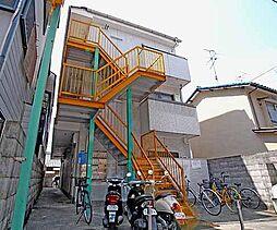 京都府京都市北区衣笠開キ町の賃貸マンションの外観