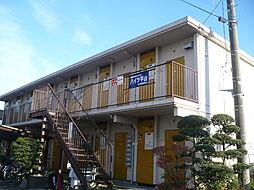 ハイツ平山[208号室]の外観