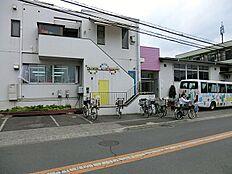 幼稚園 秋津幼稚園まで1030m