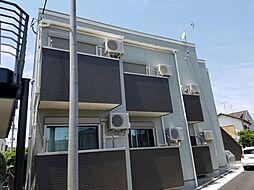 ベイシティ松戸小山 II[202号室]の外観