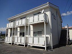 サープラスワン西中田[1階]の外観
