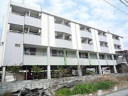 ミドウスジ堺II[3階]の外観