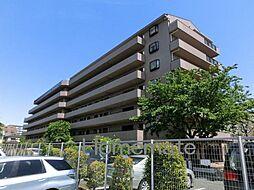 千葉県習志野市大久保4丁目の賃貸マンションの外観