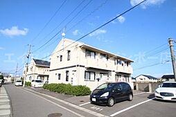 香川県高松市円座町の賃貸アパートの外観