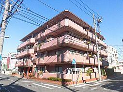 セザール第三武蔵新城[104号室]の外観