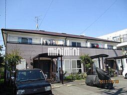 Appartmentサンク[2階]の外観