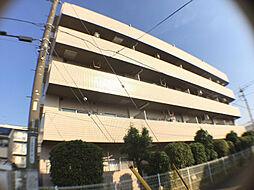 千葉県我孫子市柴崎台4丁目の賃貸マンションの外観