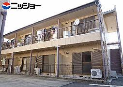 第二横井マンション[1階]の外観