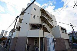 モナムール甲子園[2階]の外観