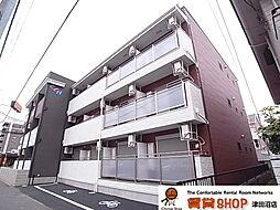 ミリアビタ津田沼[108号室]の外観