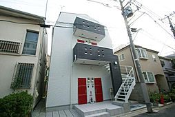 [テラスハウス] 東京都目黒区駒場1丁目 の賃貸【/】の外観