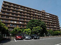 ライオンズマンション勝田台[8階]の外観