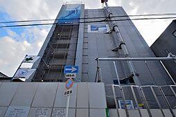大阪府大阪市阿倍野区天王寺町南2丁目の賃貸マンションの外観