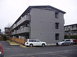 アルファタウン新町C[3階]の外観