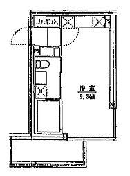 ライフゾーン藤沢[5階]の間取り