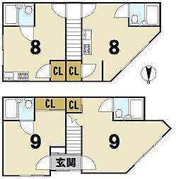 京都市営烏丸線 北大路駅 バス9分 下緑町下車 徒歩2分