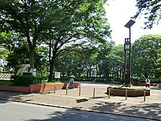 日野中央公園まで1864m