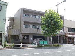 東京都八王子市万町の賃貸アパートの外観