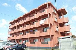 静岡県浜松市東区豊町の賃貸マンションの外観