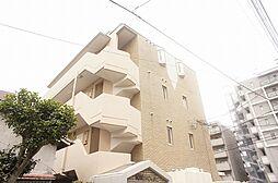 福岡県福岡市城南区別府2丁目の賃貸マンションの外観