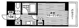 ペレネAi[504号室号室]の間取り