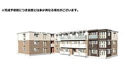 (仮称)D-room勝山北2丁目[2階]の外観