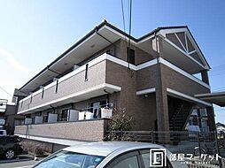 愛知県豊田市市木町4丁目の賃貸アパートの外観