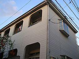 神奈川県川崎市幸区塚越1丁目の賃貸アパートの外観