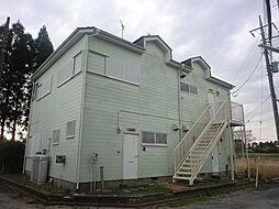ユタカホーム[2F号室]の外観