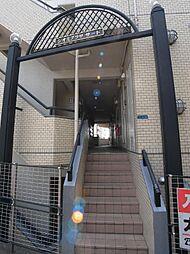 シオミプラザサード[2階]の外観