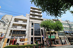 山口県下関市竹崎町2丁目の賃貸マンションの外観