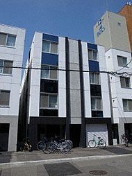 ジェンティーレ43[2階]の外観