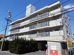愛知県半田市花園町4丁目の賃貸マンションの外観