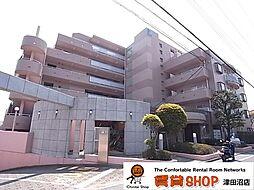 ヒューリックレジデンス京成津田沼[504号室]の外観