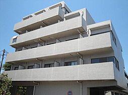 立川幸町クリスタルマンション[4階]の外観