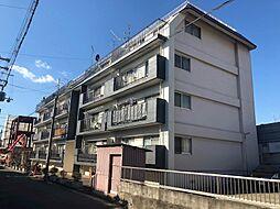 山本マンション[405号室]の外観
