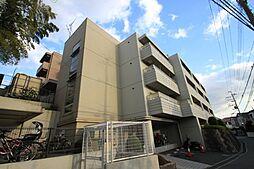 大阪府豊中市刀根山元町の賃貸マンションの外観