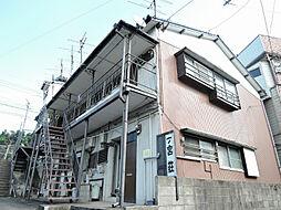 福岡県北九州市小倉北区井堀2丁目の賃貸アパートの外観