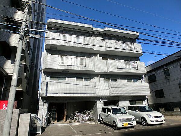 パルティール23 4階の賃貸【北海道 / 札幌市北区】